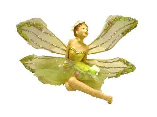 Whispering Butterfly Fairy