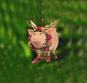 Rosa Roth - Flying Rose Pig