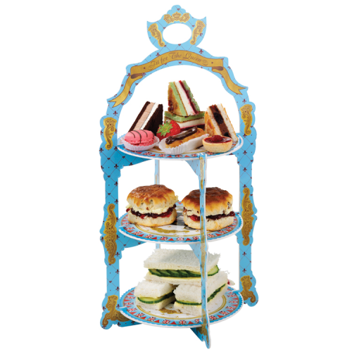 Brit Chic High Tea Etagere